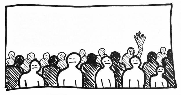 Baisse les mains